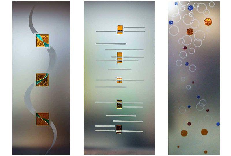 Vetreria artistica masiero vetri decorati per porte for Vetrate artistiche per porte interne