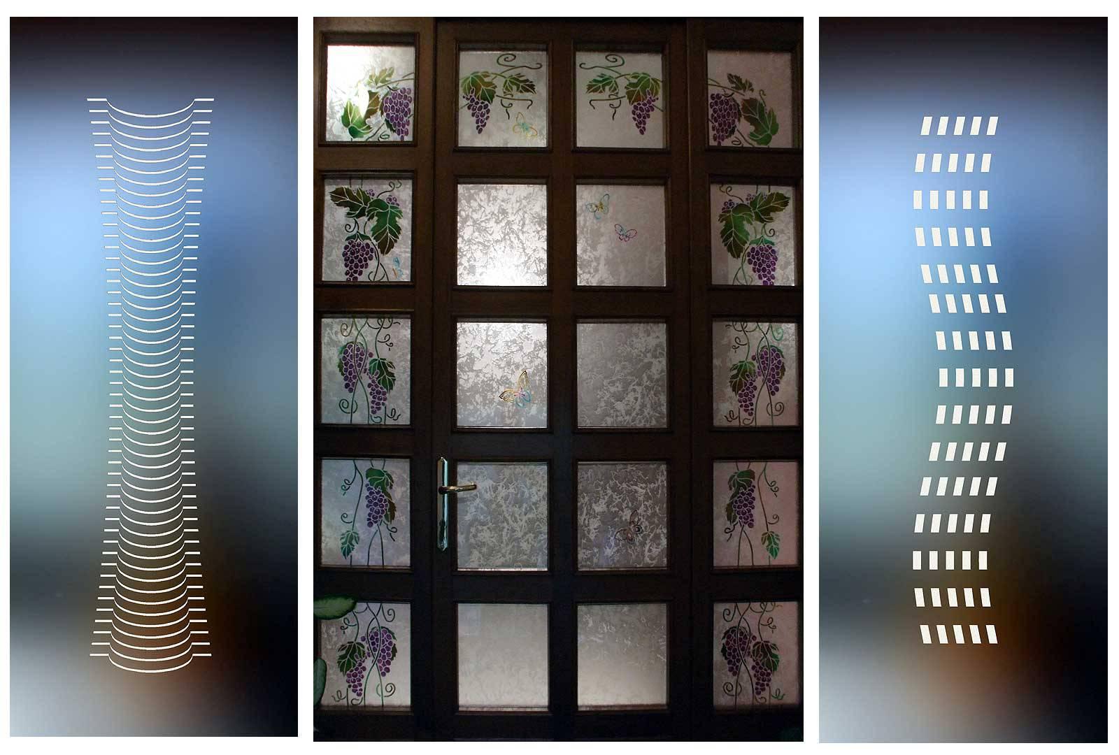 Vetri decorati per finestre - Vetri colorati per finestre ...